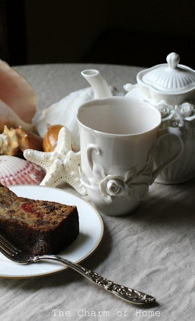 Starfish Sea Themed Tea: The Charm of Home
