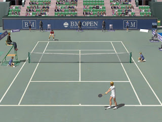 PC Game: Dream Match Tennis Online |  Sports