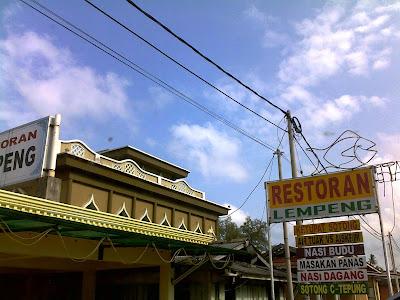 Restoran Lempeng