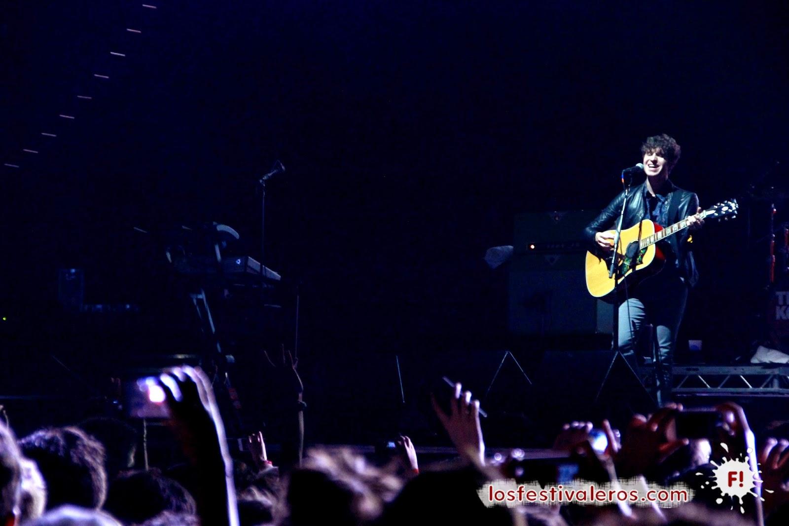 The Kooks, BIME Live, 2014, Festival, Concierto, Bilbao