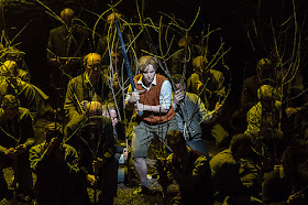 Sofia Fomina - Act Two, Guillaume Tell - Royal Opera House - photo credit Clive Barda