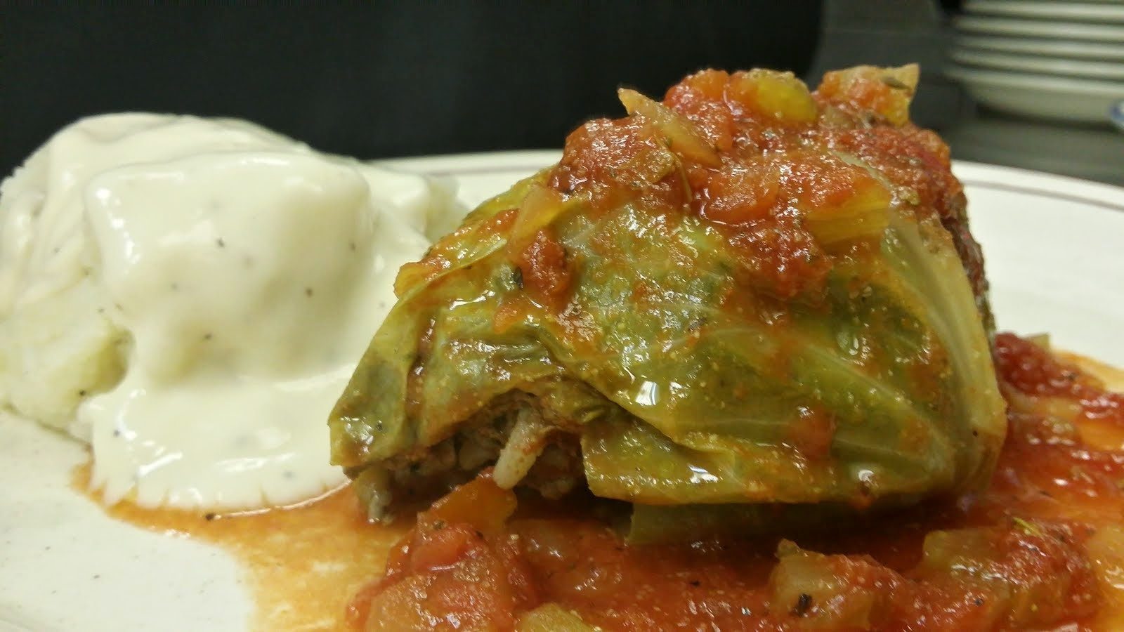 CABBAGE ROLL