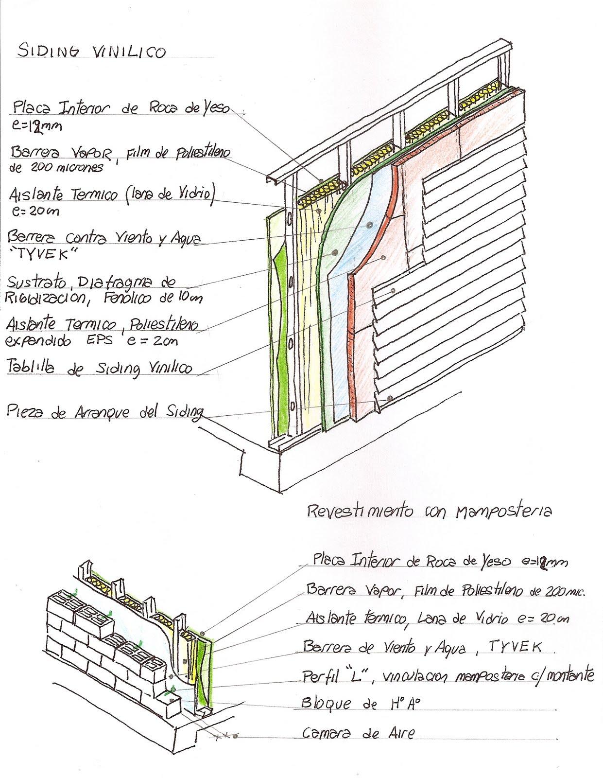 Construcciones marzo 2011 for Muro verde sistema constructivo