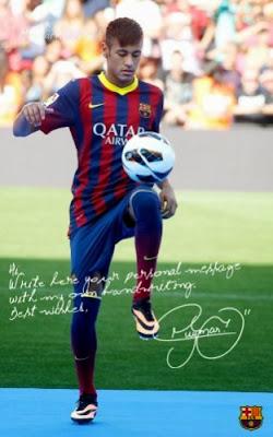 Neymar JR Terbaru 2014