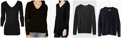 Alloy Apparel V-Neck Tunic Sweater $12.99 (regular $39.90)  A.N.A. Long Sleeve V-Neck High Low Sweater $14.99 (regular $30.00)  Mango V-Neck Sweater $39.99 (regular $59.99)  Ann Taylor V-Neck Sweater $49.50 (regular $69.50)  Madwell V-Neck Side Slit Sweater $49.99 (regular $72.00)