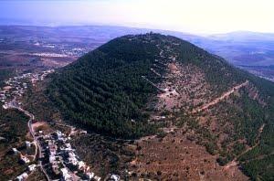 Muntele Schimbării la Faţă
