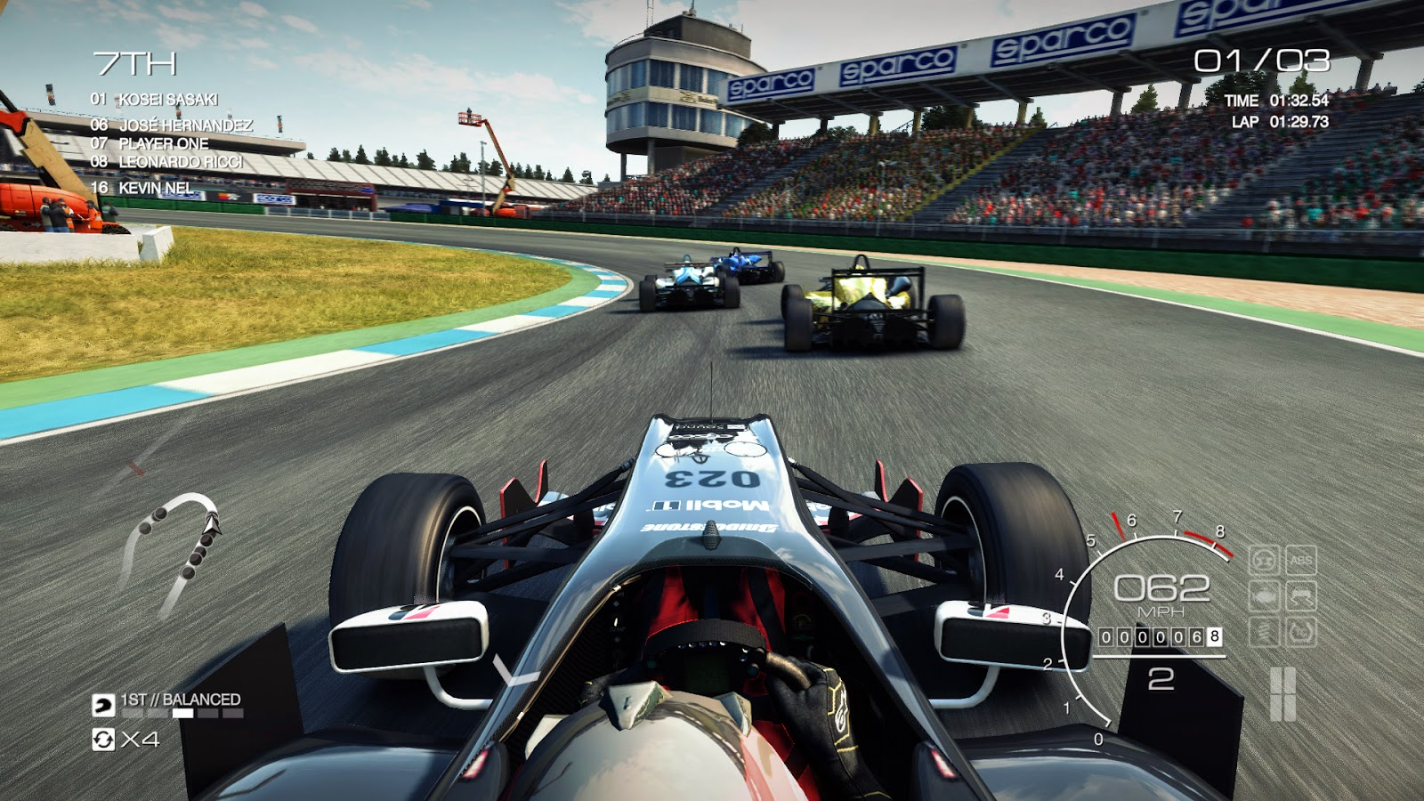 racing game review
