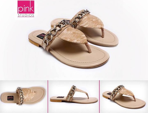 pink studio shoes eid 2013 collection for vente