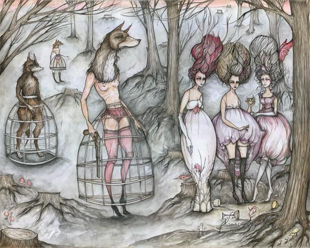 The Art by Liza Corbett