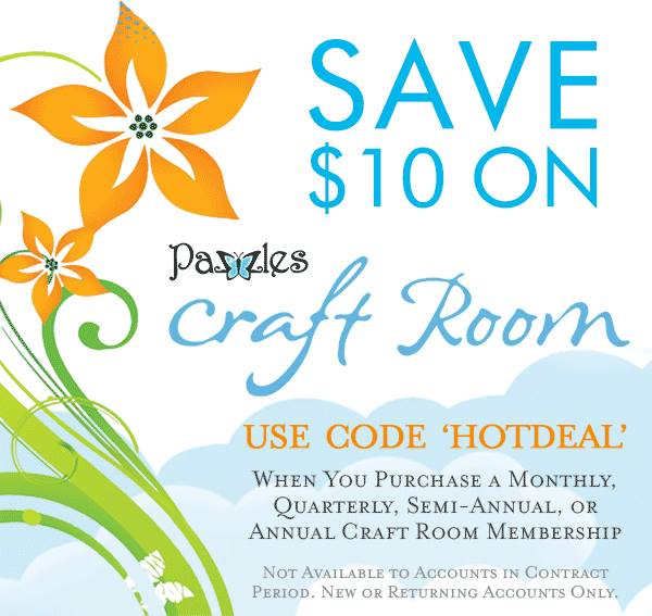 Scrappin memories want to try a pazzles craft room for Save on crafts promo code