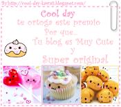 *Premios al blog*