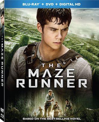 The Maze Runner 2014 English 480p BRRip 400mb