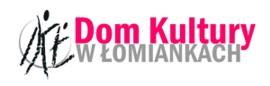Blog Domu Kultury w Łomiankach