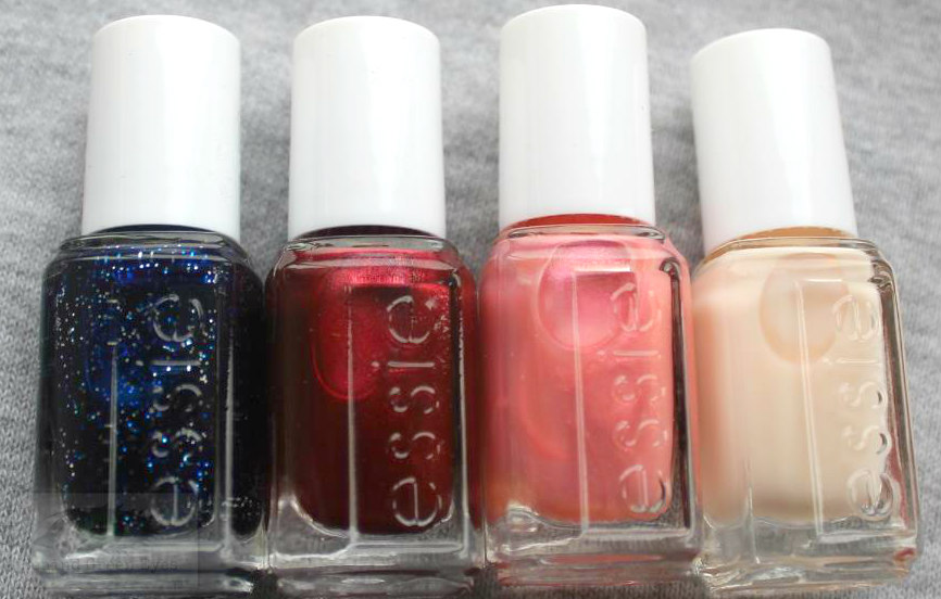 Behind Green Eyes: Essie Retro Revival Collection for Spring 2016