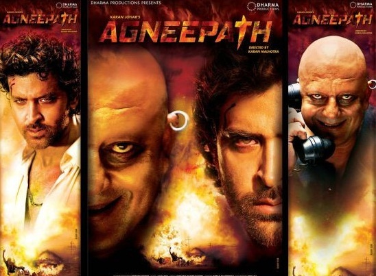 Agneepath (2012) – Hindi Movie PDVD