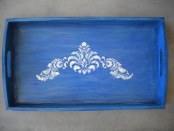 serving tray...SOLD