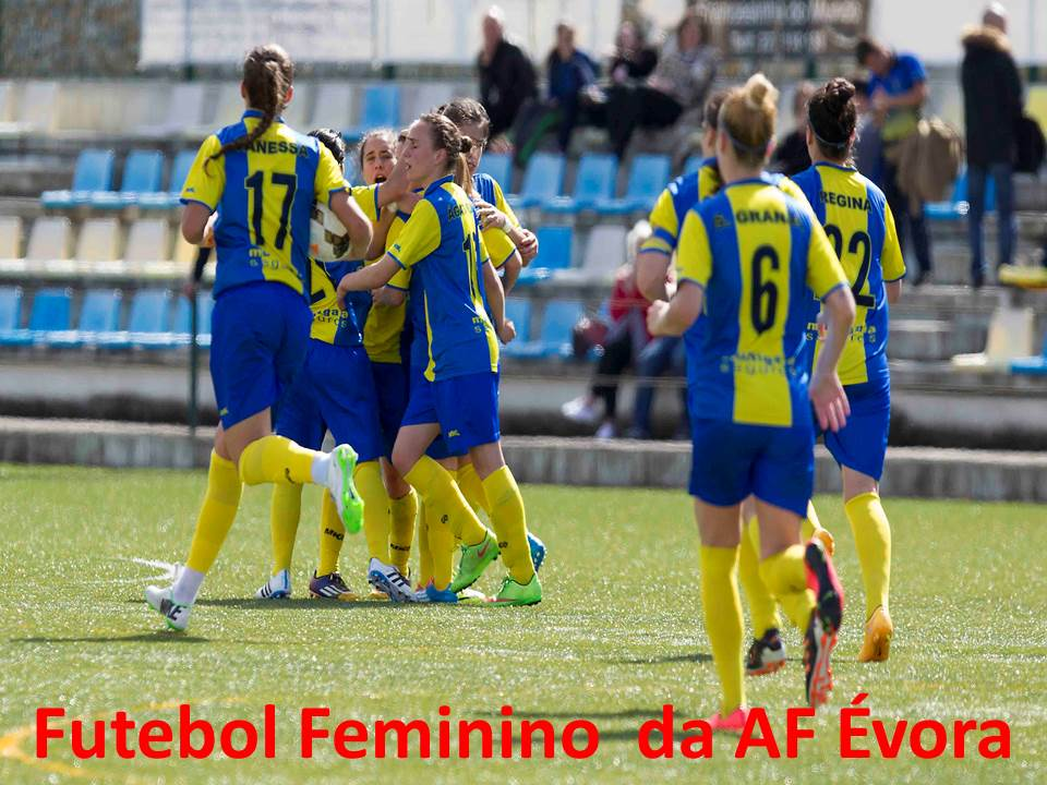 Futebol Feminino da AF Évora