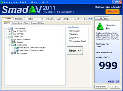 Menghilangkan Blacklist Smadav 8.8