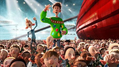 Phim Giáng Sinh Phiêu Lưu Ký - Arthur Christmas [Vietsub] 2011 Online