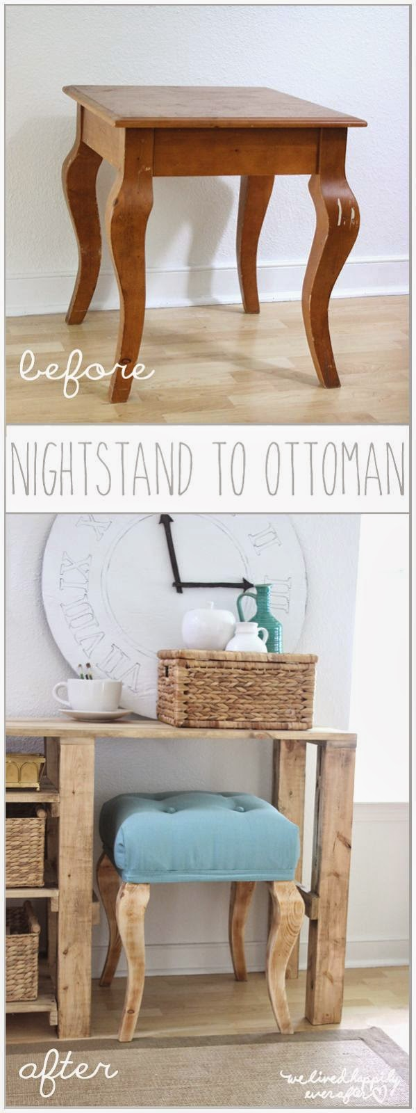 19 diy furniture makeovers do it yourself ideas and projects - Do it yourself furniture ideas ...