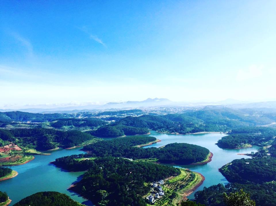 Hành trình chinh phục đỉnh Pinhatt Đà Lạt