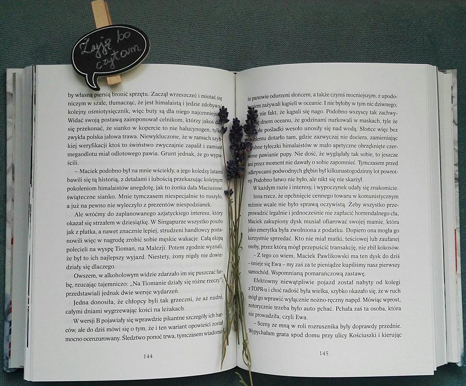 Żyję bo czytam