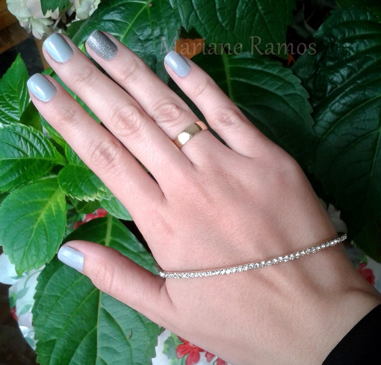 pulseira de mão
