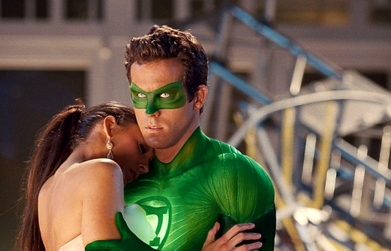 Green Lantern, Photograph