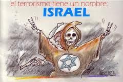 El terrorismo tiene un nombre ISRAEL