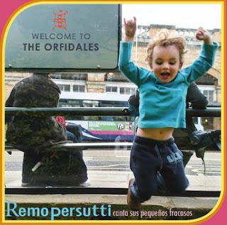 Remo Persutti Welcome to the orfidales LP