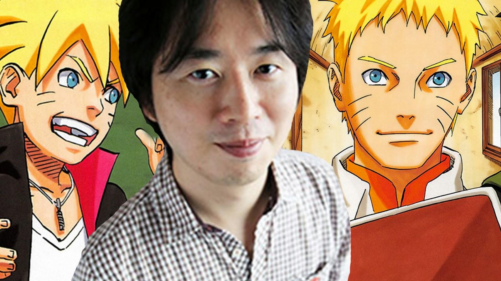 NARUTO, IL CREATORE MASASHI KISHIMOTO OSPITE A LUCCA COMICS AND GAMES 2015