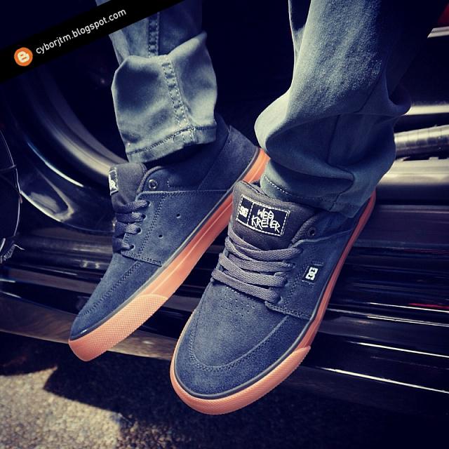 Dc Shoes Gumsole