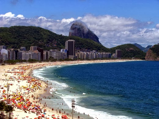 10 places to honeymoon for the year 2014 Brazil