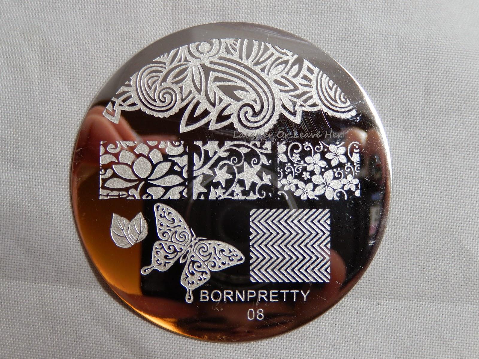 Born Pretty 08