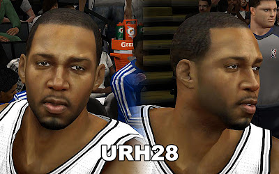 NBA 2K13 Tracy McGrady T-Mac Face Update