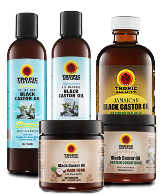Tropic Isle Living Jamaican Black Castor Oil Now Available at AfroDeity! | AfroDeity - photo#14