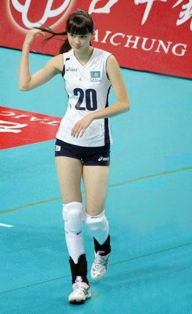 Sabina Altynbekova profile