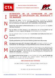 ACTIVACIÓN DE LA TURNICIDAD EN LOS SISTEMAS DE EXPLOTACIÓN DEL GUADALETE Y DEL BARBATE