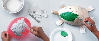 hacer animal con tecnica de globo inflado