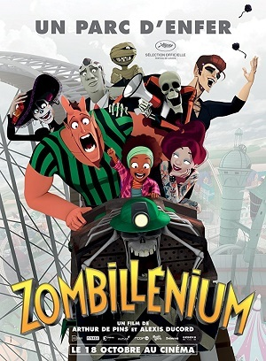 Zombillénium - BluRay Legendado Filmes Torrent Download capa