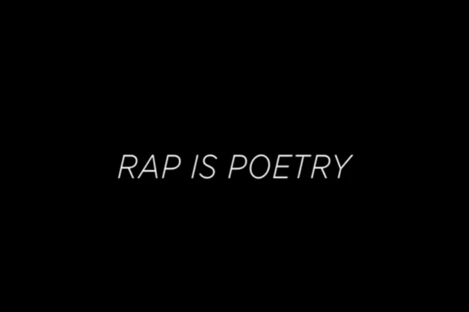 The Concierge Life: Rap Is Poetry
