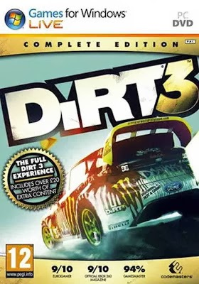 Telecharger DiRT 3 Complete Edition PC Crack