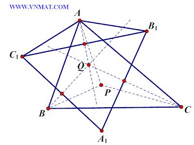 Tam giác đối xứng - Lê Bá Khánh Trình