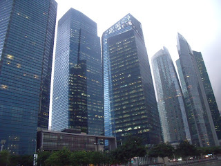 buildings of cbd