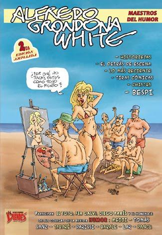 ALFREDO GRONDONA WHITE (2da edic., ampliada)