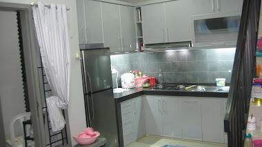 Kitchen set  mbak Femi Depok