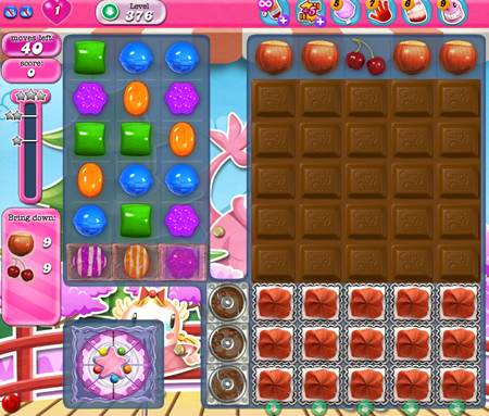 Candy Crush Saga 376