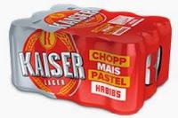 Chopp Kaiser Mais Pastel Habib's