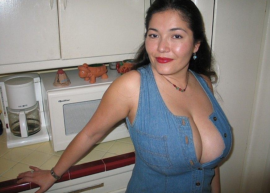 Get enough hispanic mature boobs big knockers. started