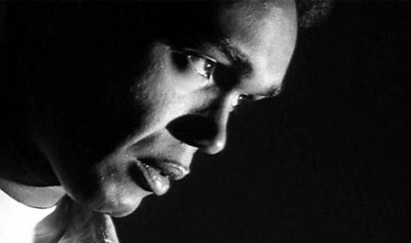 Duane Jones in George Romero's Night of the Living Dead